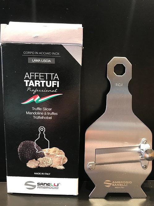 Mandoline pour truffes inox