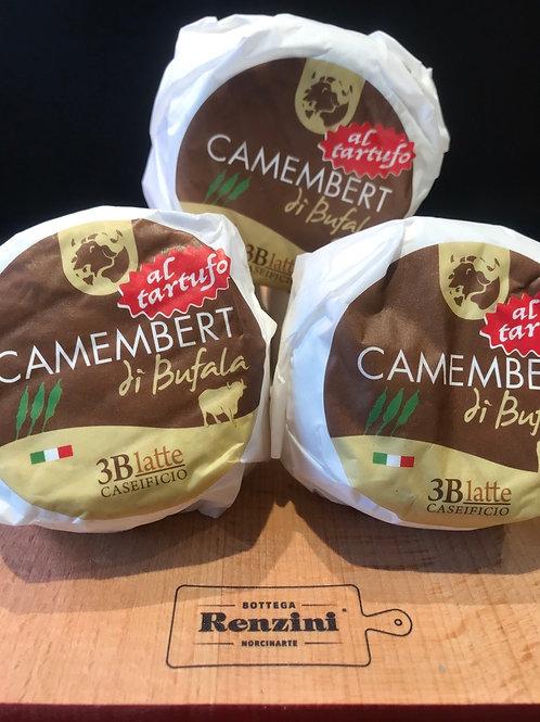 Camembert de Bufflonne à la truffe (150g)