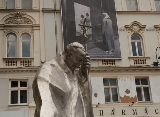 """Papa Ivan Pavao II: """"Srebrenički genocid je poraz civilizacije"""""""