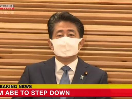 Shinzo Abe odstupa s mjesta japanskog premijera