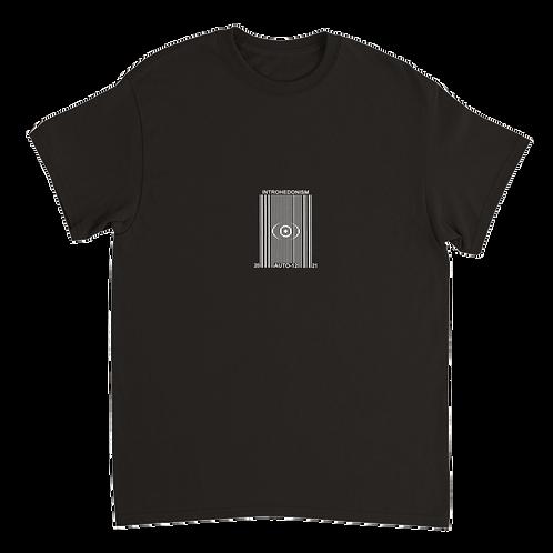 """Introhedonism"" Heavyweight Unisex Crewneck T-shirt"