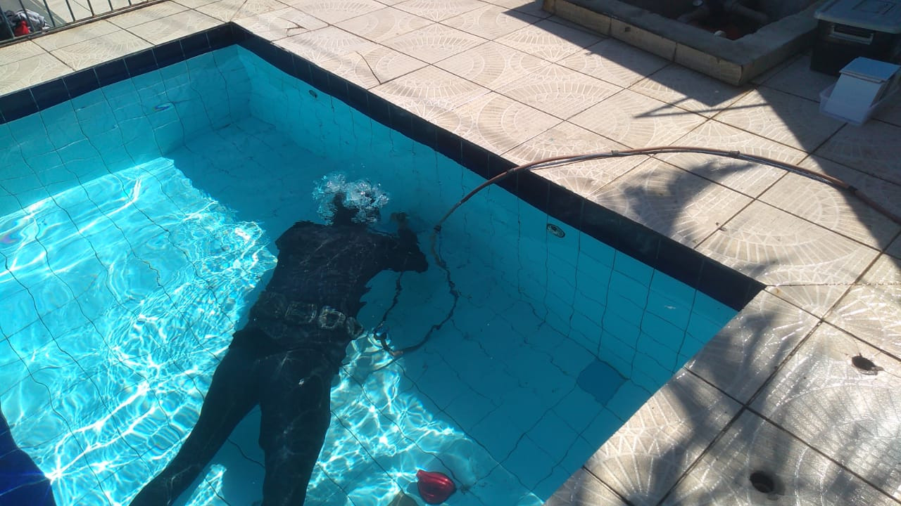Reparo Subaquático em Piscinas