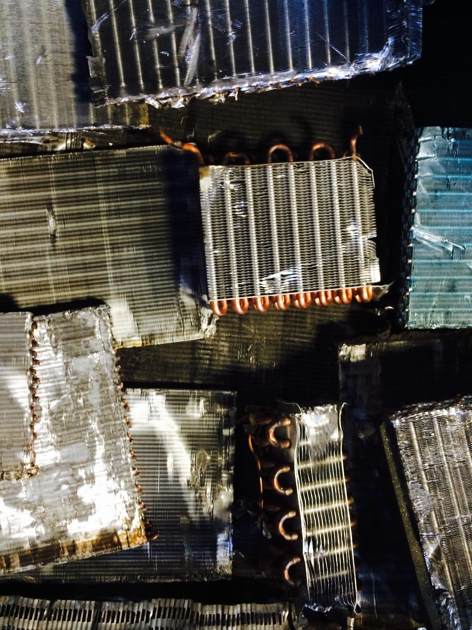 scrap radiators