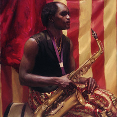 Il sassofonista