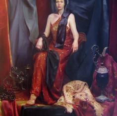 Ritratto di M.me Della Valle