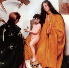 Lo Sposalizio Mistico di Santa Caterina
