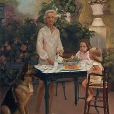 La famiglia Pacini
