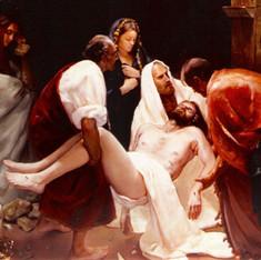 La Deposizione del Cristo