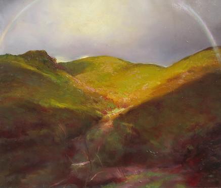 La valle di Nisportino
