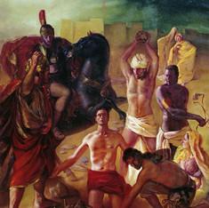 La Lapidazione di Santo Stefano