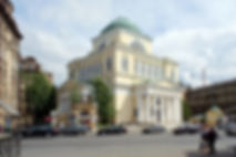 Музей Арктики и Антарктик рядом с отелем Андреевский