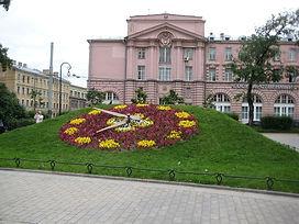 швейцарские часы в александровский парк в санкт петербурге