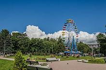 парк победы в питере