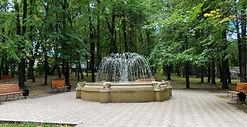 фонтаны в александровском парке петербург