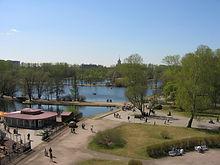 парк победы в санкт петербурге