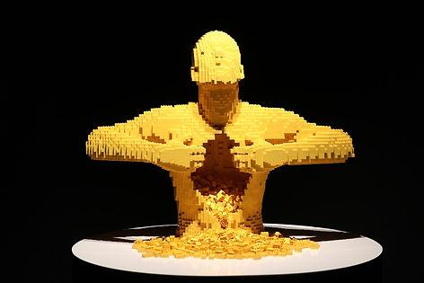 Выставка Искусство Lego в Питере