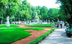 летний сад в санкт петербурге