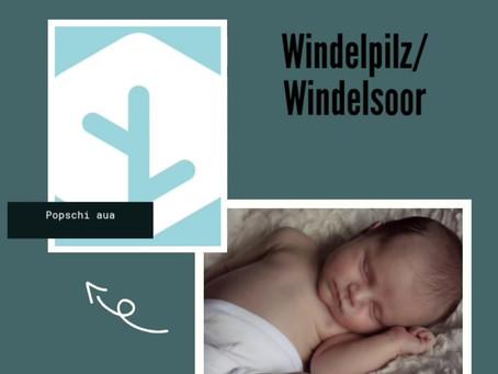 Windelpilz/Windelsoor
