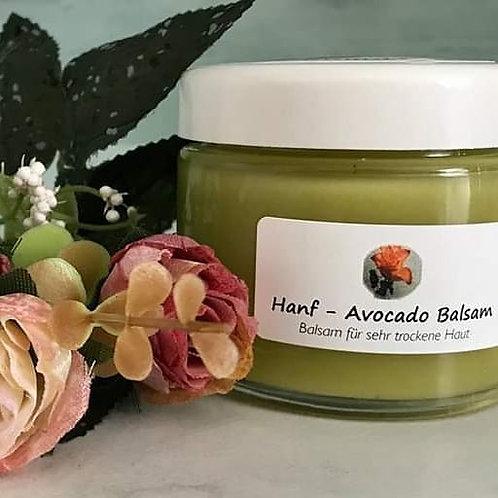 Hanf-Avocado Balsam