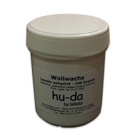 hu-da Wollwachs/Lanolin anhydrid 100 g
