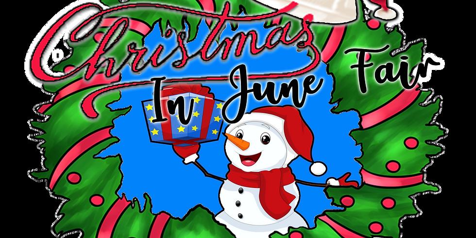 Christmas in June Fair - 2021