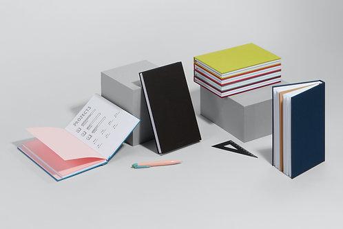 MOO Hardcover Notebook x2