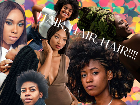 10 Styles: Hair in the Summer