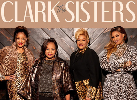 """The Clark Sisters' Highly Anticipated New Album, """"The Return"""""""