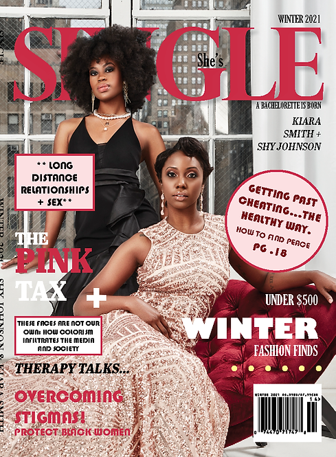 She's SINGLE Magazine