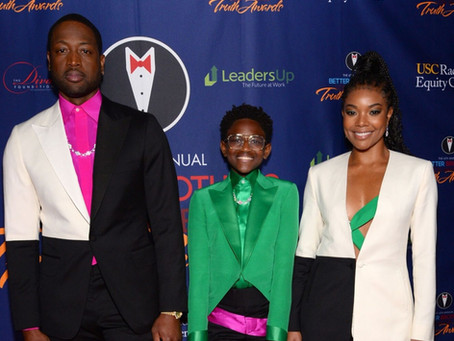 Gabrielle Union-Wade Stepdaughter, Zaya Wade Makes Red Carpet Appearance