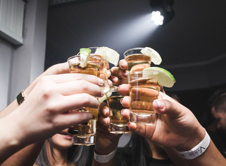 Alcohol, Anxiety, and a Pandemic, Oh My!