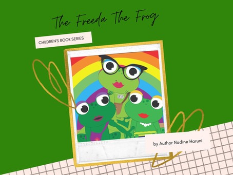 The Freeda The Frog: Book Review