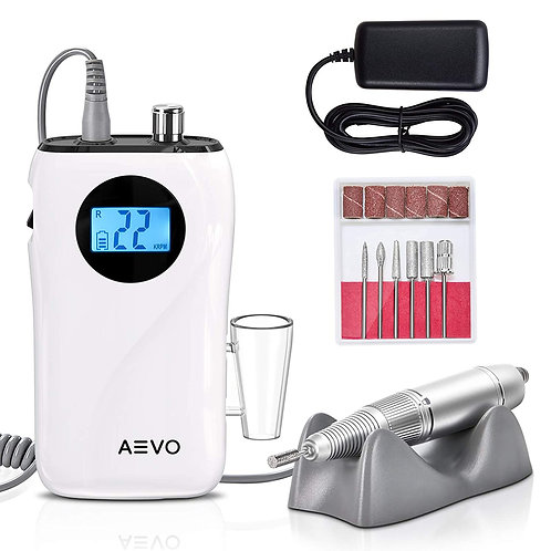 AEVO Portable Nail Drill Machine