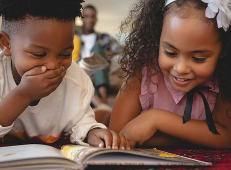 7 Children's Books by African American Authors Part Two