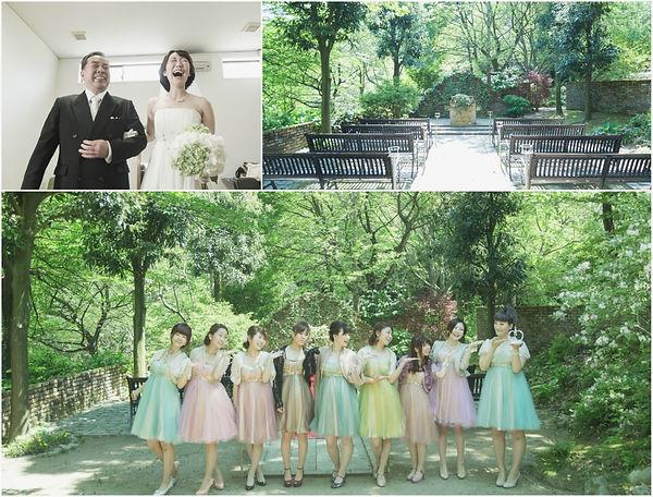 グリーンヒルの結婚式