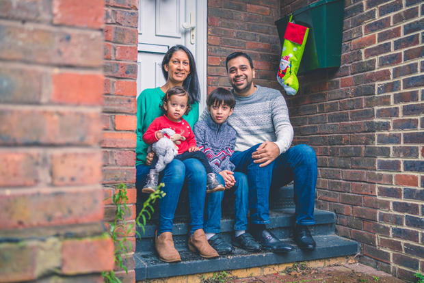 Niyati, Nihar, Nikit and Neelia