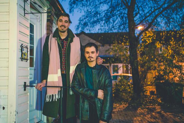 Ignacio and Renzo