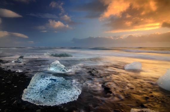 تدفق الحديد في القطب الجنوبي