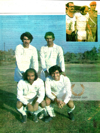 نجوم الكرة العراقية