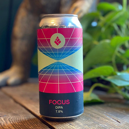 Drop Project Focus 7.8% DIPA