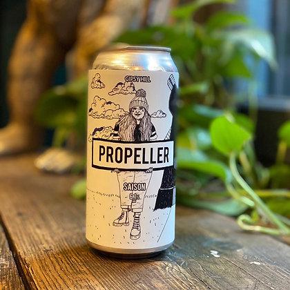 Gipsy Hill Propeller 6.1% Saison
