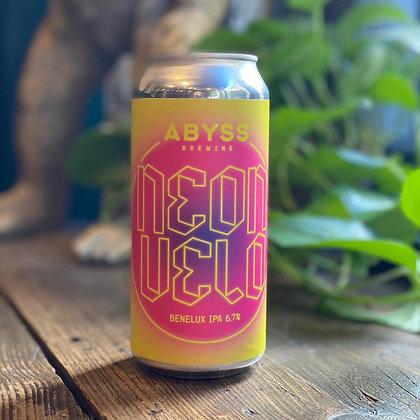 ABYSS Neon Velo 6.7% Belgian IPA