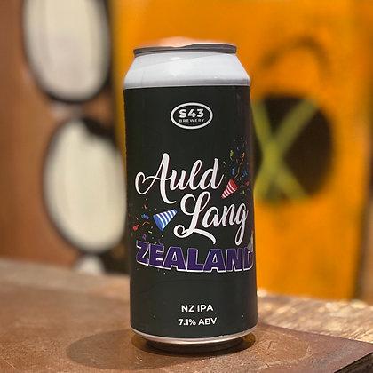 S43 Auld Lang Zealand 7.1% NZ DIPA