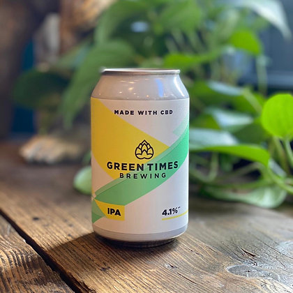 GREEN TIMES CBD Session IPA 4.1%
