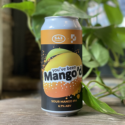 S43 You've Been Mango'd 6.7% Sour IPA