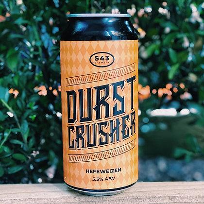Durst Crusher - Hefeweizen 5.3%