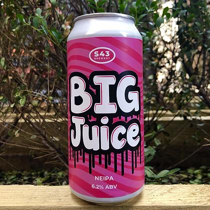 S43 Big Juice 6.2% NEIPA