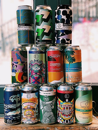 Mixed Craft Beer Cases - 440ml