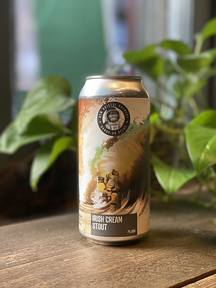 NEW BRISTOL Irish Cream Stout 7%