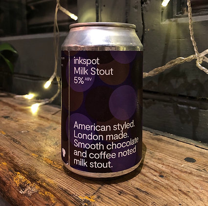 INKSPOT Milk Stout 5%